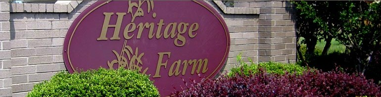 Heritage Farms Subdivision Twin Falls Idaho